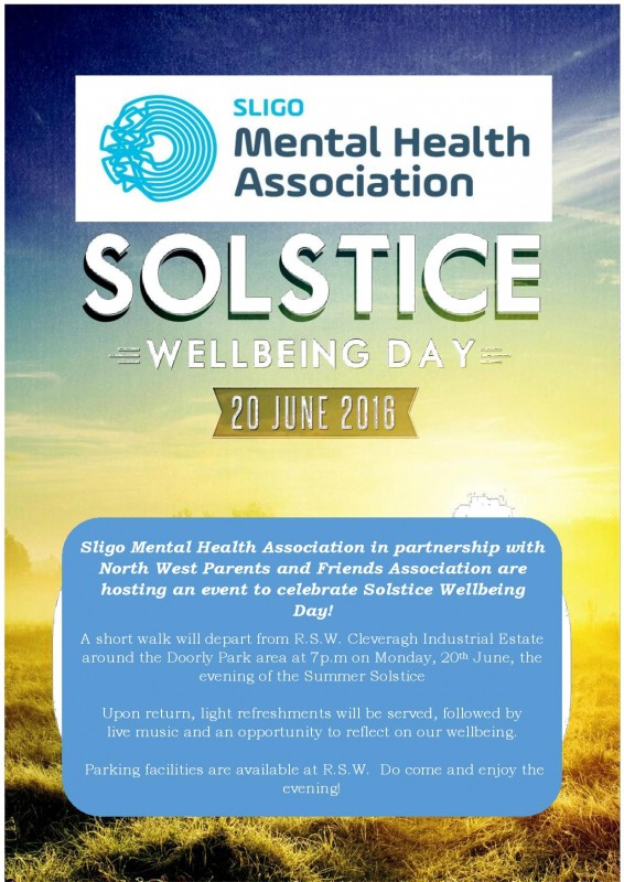 Sligo Solstice Wellbeing Walk